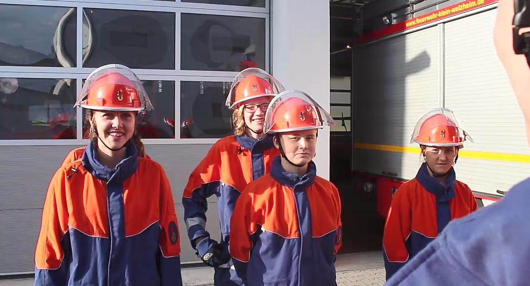 "Jugendfeuerwehr mal anders: Das Videoprojekt zur Vorbereitung ""Jugendflamme 2016"""