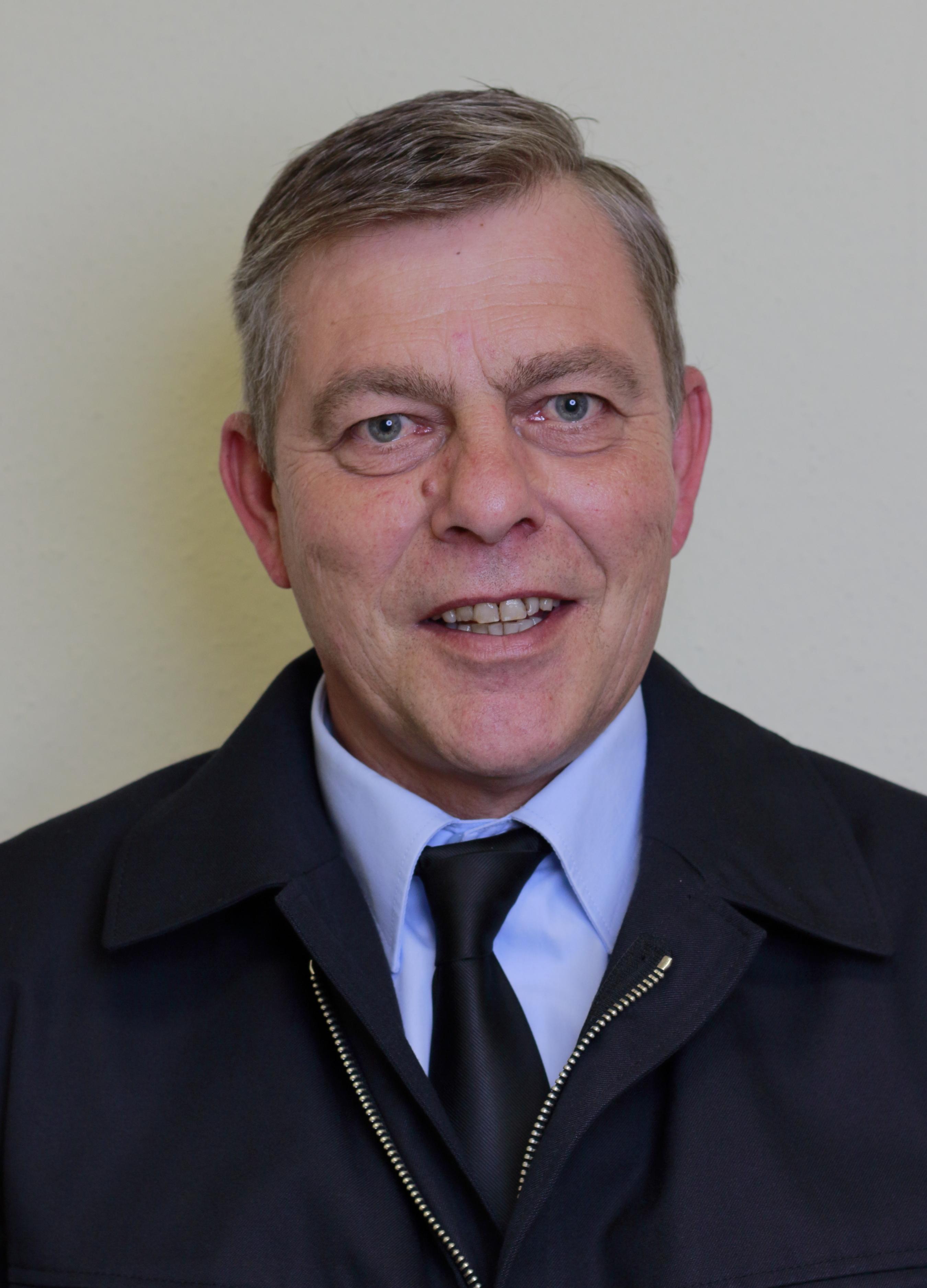 Stefan Hohley